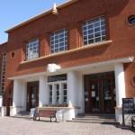 Façade de l'école Ferdinand Buisson été 2014