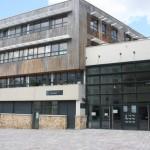 Façade de l'école Paul Bert été 2014