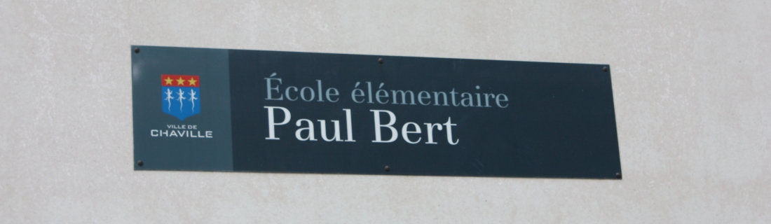 Paul Bert ©FCPE Chaville