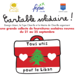 Tous unis pour les enfants au Liban